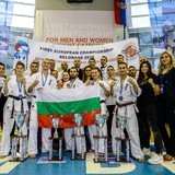 Armeec – the main sponsor of the First KWU European Karate Kyokushin Championship